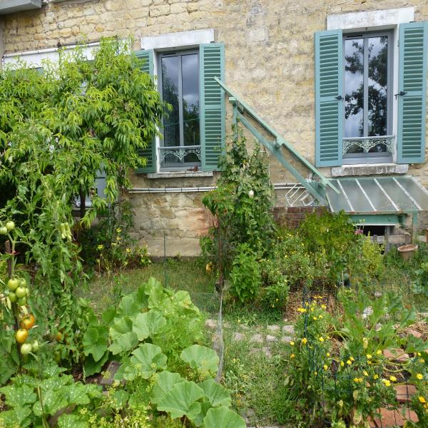Offres de vente Rez de jardin Pontoise 95300