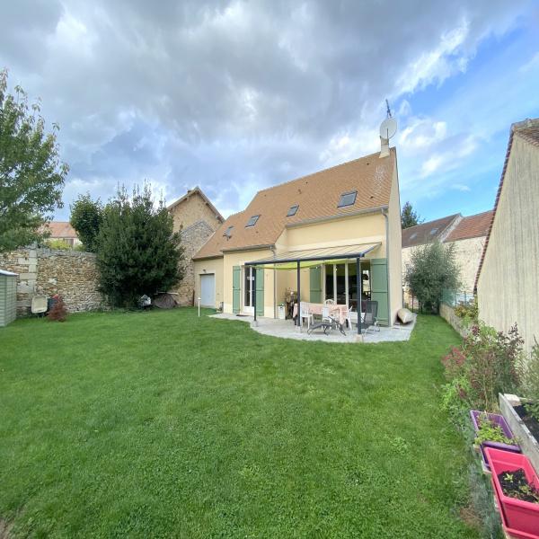 Offres de vente Maison Wy-dit-Joli-Village 95420