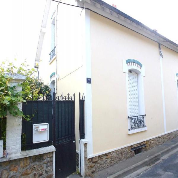 Offres de location Maison Pontoise 95300